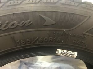 Pneus d hiver Winter tires 185/60R15