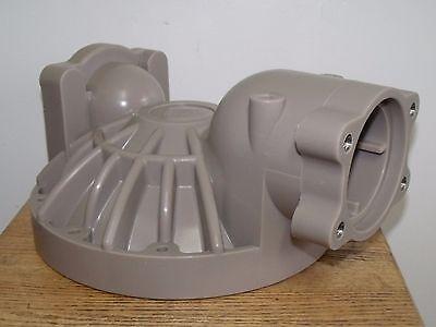 Aro Ingersoll 94905-1 Polypropylene Fluid Cap 2 Diaphragm Pump 6662x