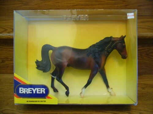 Vintage 1990 BREYER  Missouri Fox Trotter  #968  Beautiful Horse Made USA   NIB