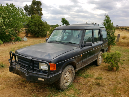 Land Rover Discovery 1 se V8 auto lpg