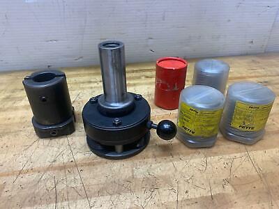 Fette F3 Axial Thread Rolling Head 1-12 Shank M12-m22 716-1516 Ltm Namco N3