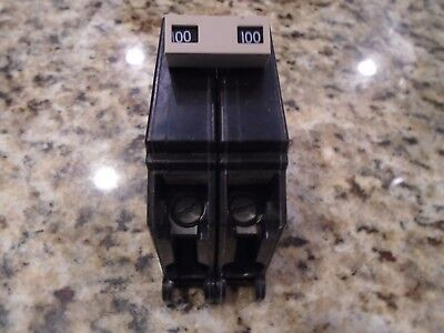 Cutler Hammer Ch2100 100 Amp Double Pole 120240v Circuit Breaker New