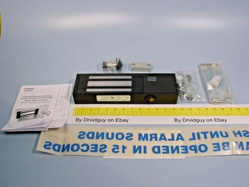 Securitron iMXDa-12/24 Assa Abloy Delayed Egress Magnalock (BLACK)
