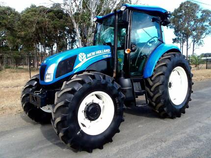 Late model 2015 New Holland TD5.90 4x4/Tractor/Only 1665 hours