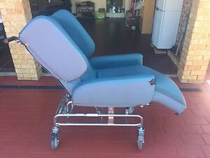 Chair bed for elderly - disabled personal aid furniture Glenwood Blacktown Area Preview