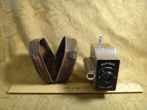 Vintage 35mm Box Camera Rapitake LaRose (Rare) - Free S&H USA