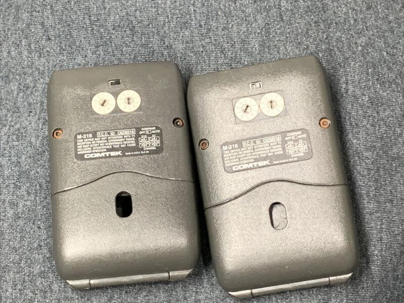 2 Comtek M-216