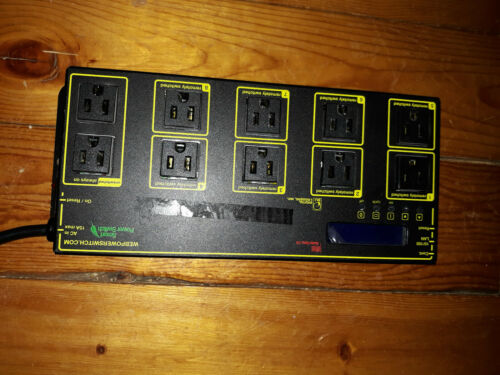 Digital Loggers Web Power Switch Remote Reboot & Power Control LPC5