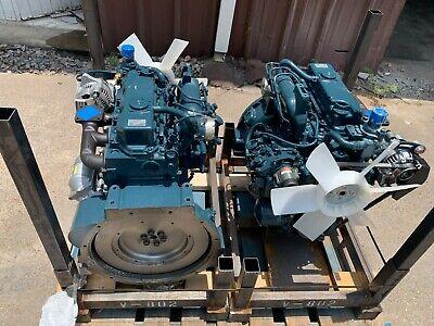 Brand New Kubota D1703 Engine For Bobcat 325 328 329kubota U35 Kx91