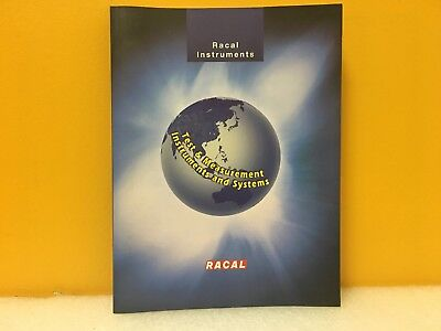 Racal-dana Test Measurement Instruments Systems