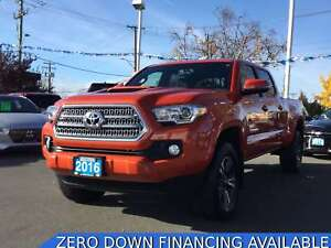 2016 Toyota Tacoma TRD Sport 4X4 | BC Only | One Owner