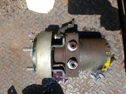 Toro Hydroject Hydraulic Drive Motor Parker Hannifin Low Speed High Torque IGR