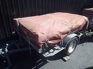 2000 Nathan Box Box Trailer Bungalow Cairns City Preview