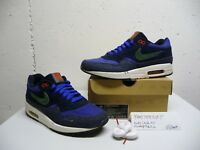 the latest 144d6 4792b NIKE AIR MAX 1 PATTA CORDUROY DENIM 10 parra kid robot teal brs powerwall  crepe