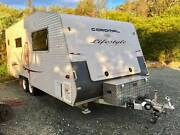 2008 Coromal Lifestyle 618 with Shower/Toilet Baldivis Rockingham Area Preview