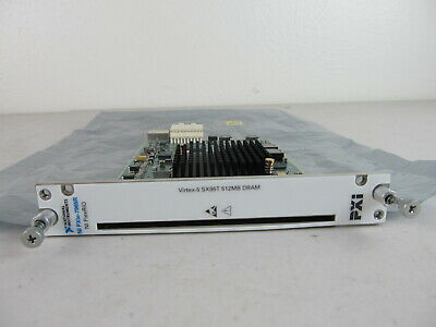 National Instruments Ni Pxie-7965r Flexrio Pxi Express