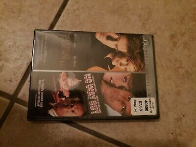 Double Feature DVD Set No Way Out & The Thomas Crown Affair