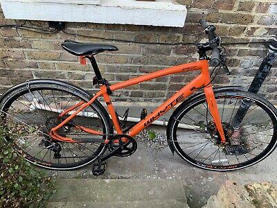 Whyte Shoreditch Hybrid Bike 2017 Orange/Black