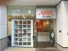 AurA Hair and Body Salon Nth Sydney for sale North Sydney North Sydney Area Preview
