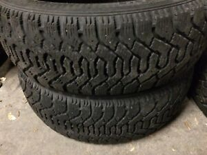 Set of 4 Goodyear Nordic Winter Tires