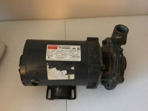 Dayton 6K580C Jet Pump