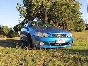 2003 Ford Falcon Sedan XR6 5 speed manual Caulfield North Glen Eira Area Preview