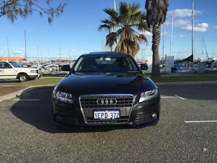 AUDI A4 - BRAND NEW CONDITION Scarborough Stirling Area Preview