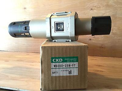 Ckd Filter Regulator W8000-25n-ft