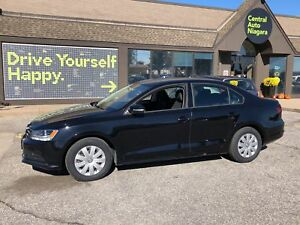 2016 Volkswagen Jetta Trendline+/ TSI / BACK UP CAMERA/ HEATED S