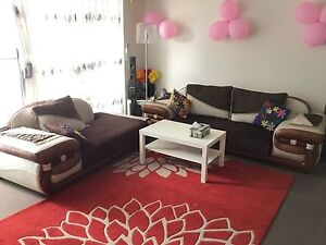 Sofa Moving sale reduced by $200 Harris Park Parramatta Area Preview