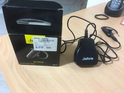 Jabra Black Ear-Hook Bluetooth
