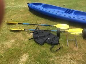 kayake 2 person Waratah Area Preview