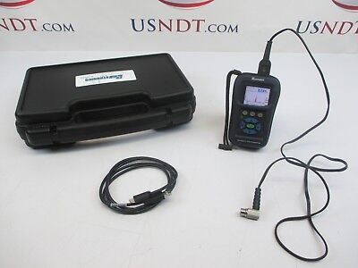 Danatronics Dhc-09dlcw Thickness Gage Ultrasonic Flaw Detector Ndt Olympus Ge