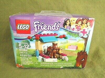 LEGO Friends: Little Foal #41089 (damaged box)