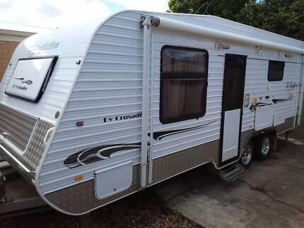 Crusader inspiration caravan. Caravans   Gumtree Australia Free Local Classifieds