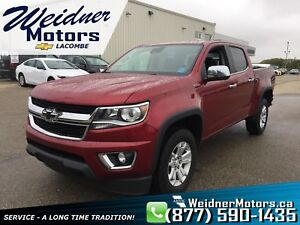 2017 Chevrolet Colorado 4X4 *Diesel, Command Start, Leather*