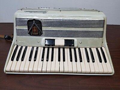 Vintage Frontalini 41/120 Intermediate Size Piano Accordion