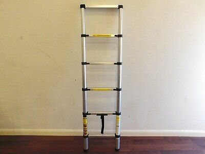 Portable Collapsible Ladder - with bag