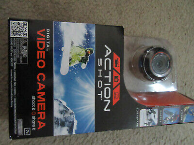 Jakks Pacific - Action Shot Digital Video Camera - 45821 - BRAND NEW