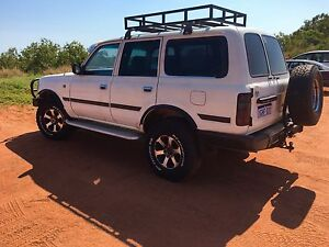 1995 Toyota LandCruiser 80 Diesel Broome Broome City Preview