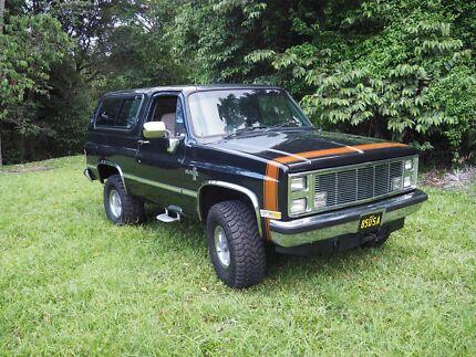 87 Chevrolet K5 Blazer