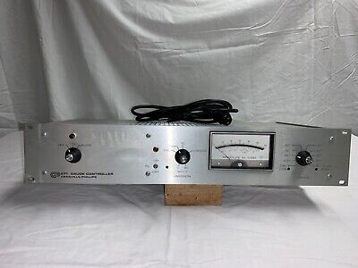 Granville-phillips 271 Ionization Gauge Controller With Manual