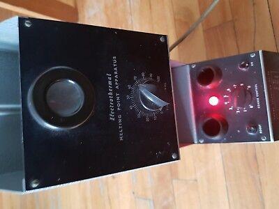 Electrothermal Melting Point Apparatus