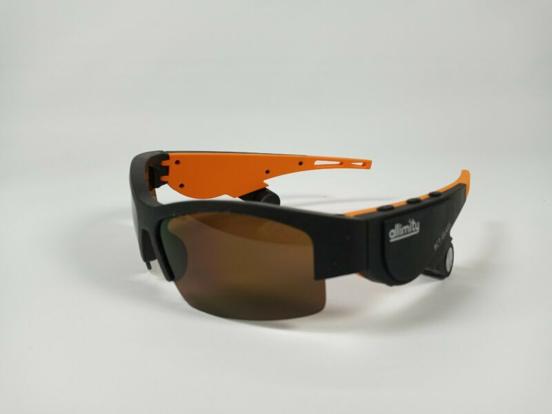 Bone Conduction Bluetooth Sunglasses Allimity BCT-GLASS Tested Working