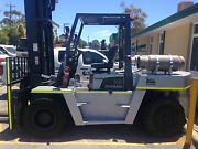 7 Tonne LPG Nissan Forklift Perth Perth City Area Preview