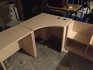 MUST GO Modular Desk GREAT CONDITION