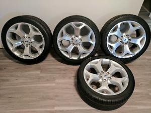 Ford FG xr6 turbo 18inch Wheels Waikiki Rockingham Area Preview