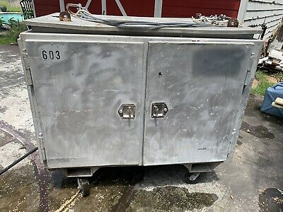 Electric Start Industrial Generator 15kw 18kva Cash Local Pick Up Only