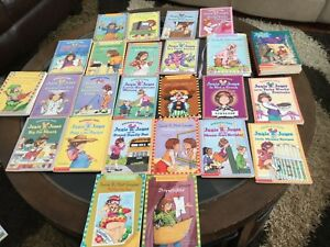Junie B. Jones chapter books