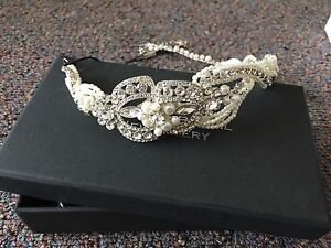Windsor Bridal Jewellery headpiece Metford Maitland Area Preview